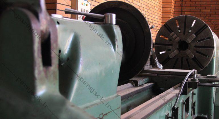 تعمیر سیلندر (جک) هیدرولیک